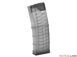 Lancer Systems L5AWM 30 Round AR15 Magazine - Translucent Smoke