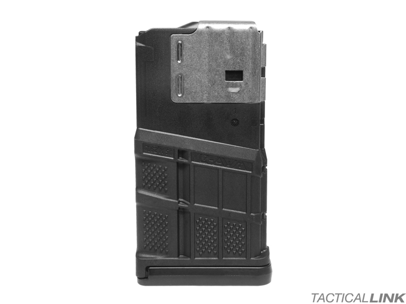 Lancer Systems L7AWM 20rd Mag For 7.62/.308 Rifles - Opaque Black