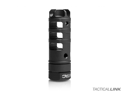 Lantac Dragon Muzzle Brake & Compensator For AR15 Style 5.56/.223 Rifles