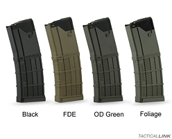 Lancer L5AWM 30 Round 5.56/.223 Magazine For AR15 Style Rifles