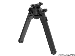 Magpul Bipod For MLOK Handguard - Black