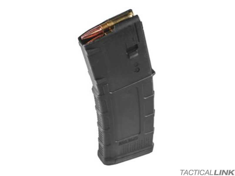 Magpul PMag Gen3 30 Round Non Windowed 300 AAC Blackout Magazine - Black