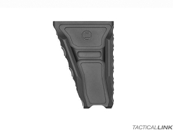 RailScales Anchor Bi Directinal Vertical Grip For AR15 Style 5.56/.223 Rifles - COG - Aluminum - Carbon Black