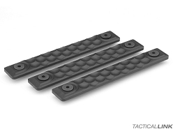 RailScales Gen 2 G10 KeyMod Honeycomb 4 Hole - 3 Pack