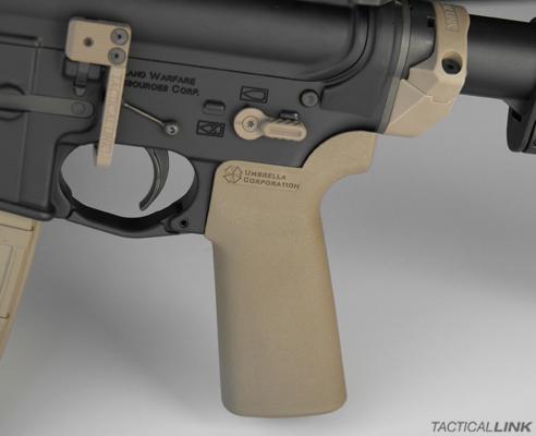 Battle Arms Development Ambi Safety Selector Kit Flat