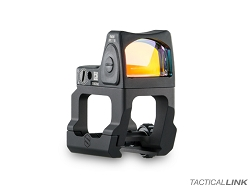 Scalarworks Leap QD Low Drag Optic Mount For The Trijicon RMR - Lower Third Co Witness