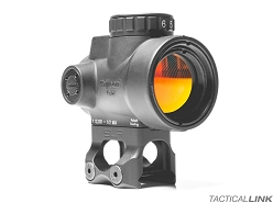 SLR Rifleworks Optic Mount For The Trijicon MRO - Lower Third Co Witness
