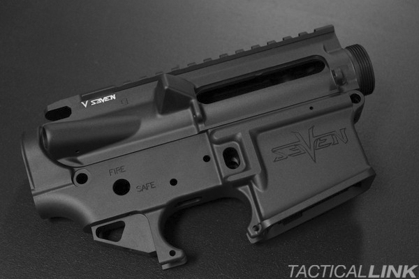 V7 Weapon Systems Lightweight Forged AR15 Upper/Lower Receiver Matched Set