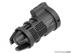 VG6 Precision Epsilon 556 Muzzle Brake + CAGE Device Combo Kit For AR15 Style 5.56/.223 Rifles