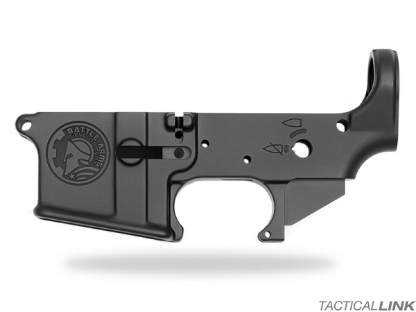 Battle Arms Development Gen 2 Premium Forged AR15 Lower Receiver