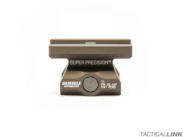 Geissele Super Precision Optic Mount - Aimpoint - Lower Third - DDC