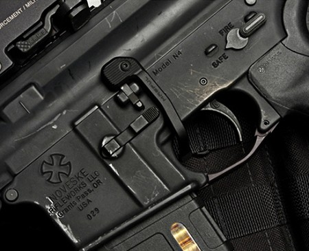 Magpul Battery Assist Device Lever For AR Style Rifles
