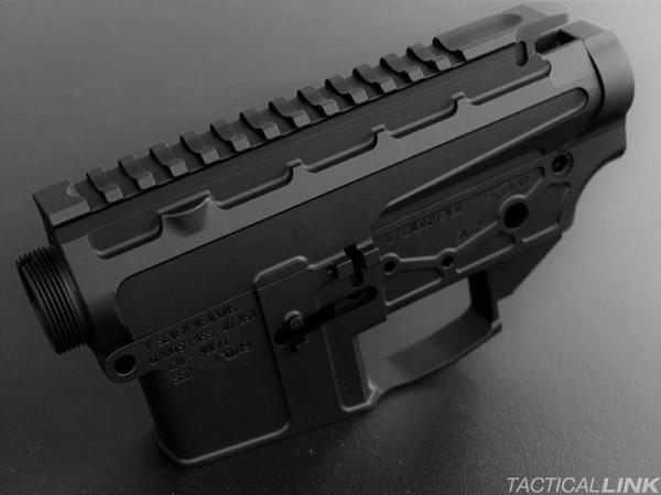 V7 Weapon Systems 2055 Enlightened Billet AR15 Upper/Lower Receiver Set